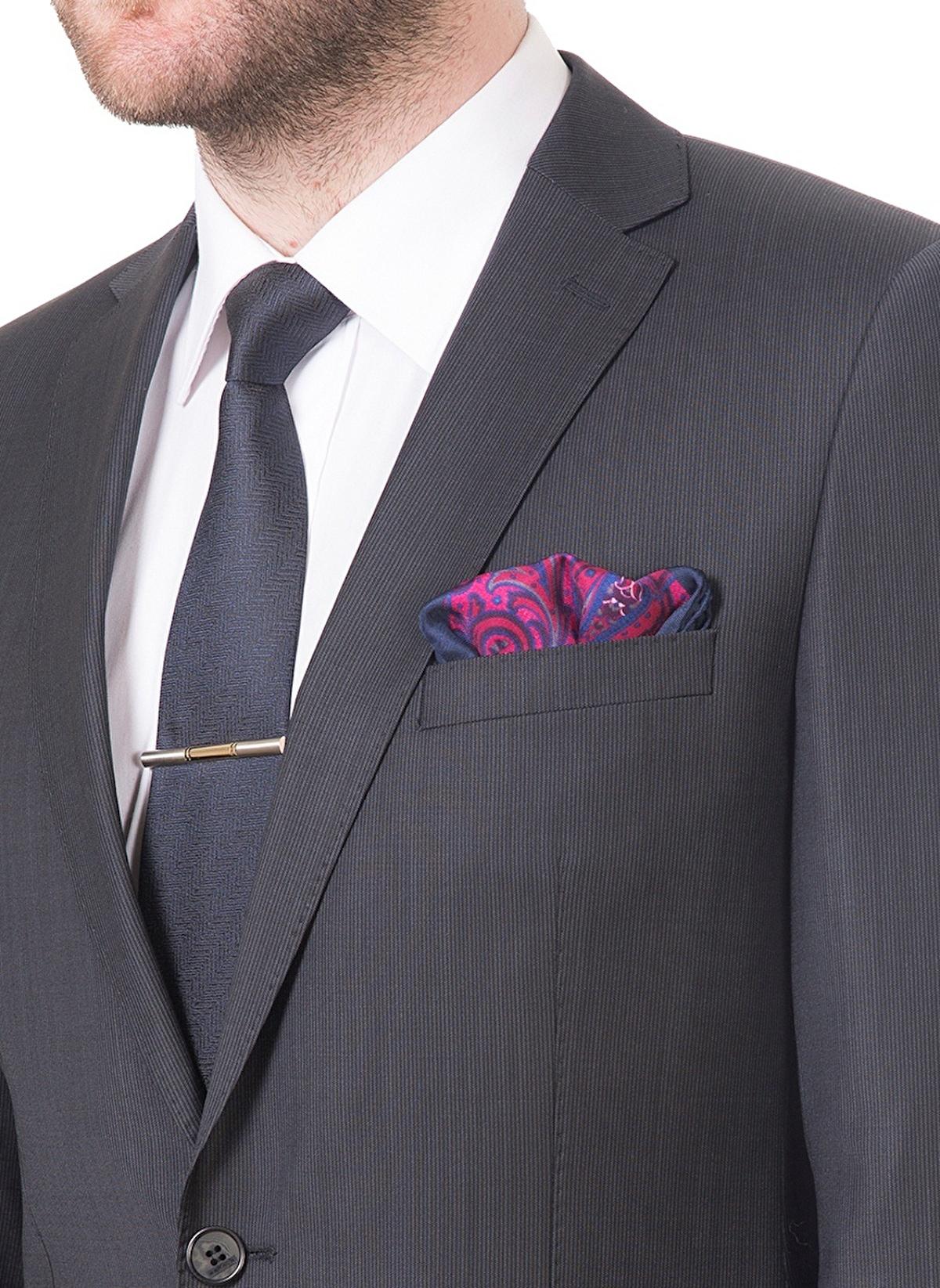5e42b6f737ffb Karaca Erkek Takım Elbise Lacivert | Morhipo | 15473283